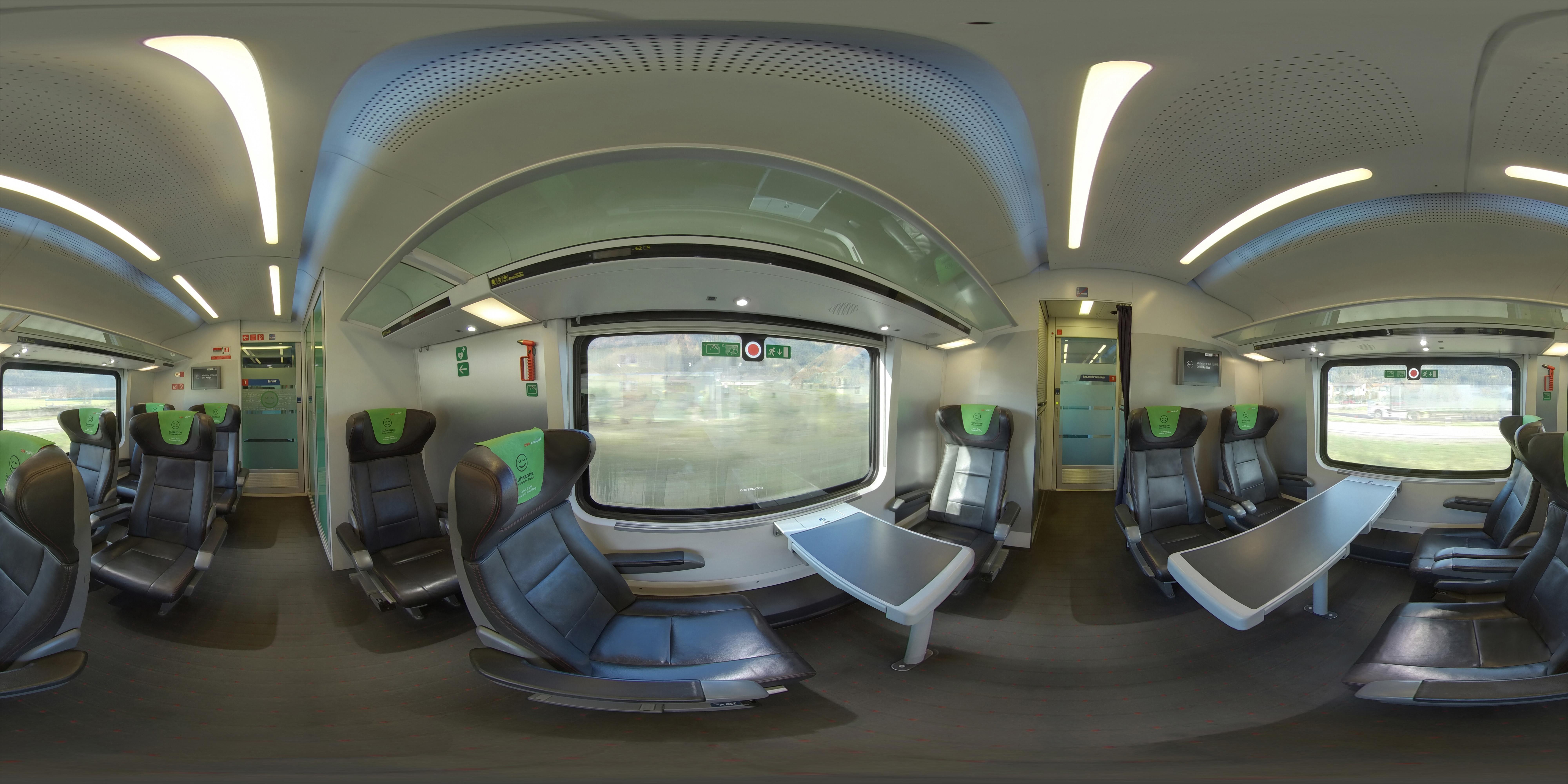 ÖBB - ÖBB Railjet